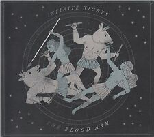 THE BLOOD ARM Infinite Nights 2013 US 12-track promo CD SEALED
