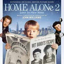 HOME ALONE 2 John Williams 2-CD SET La-La Land SOUNDTRACK Score LTD EDITION New!