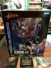 1/7 Street Fighter Chun-Li Bishoujo Statue by Kotobukiya DAMAGED BOX