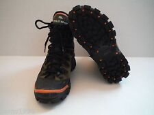 WOMENS SIZE 7.5 EURO 38 RLX RALPH LAUREN POLO SPORT HIKING BOOTS LEATHER UPPER