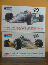 Monogram Indy Car Series Valvoline Mac Tools Planters Buick Lola Model 1:24 Kit