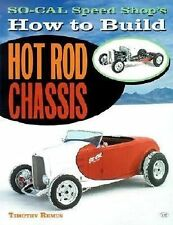 NEW - How to Build Hot Rod Chassis (Motorbooks Workshop)