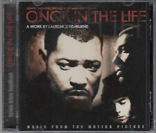 Once In The Life Film Soundtrack CD NEW Spooks KRS 1 Guru Schoolly FASTPOST
