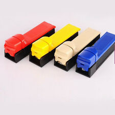 70MM Manual Single Tube Tobacco Roller Cigarette Injector Maker Machine Set