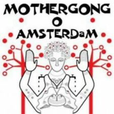 Mother Gong O Amsterdam Live CD NEW SEALED Prog