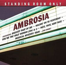 Standing Room Only by Ambrosia (CD, Mar-2007, Custom)