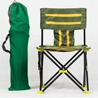 Strong Fishing Outdoor Chair Foldable Tackle Camping Pocket Oxford Durable Tools