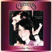 "THE CARPENTERS ""YESTERDAY ONCE MORE"" 2 CD NEUWARE"