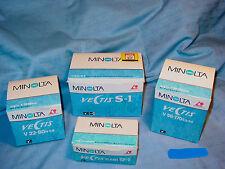 MINOLTA  VECTIS    S-1  IX  DATE   Komplette  Ausrüstung