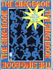 ABC 1990 The SING BOOK Sheet Music Book GC+ 80 pages of top fun songs.