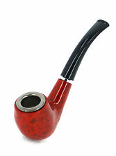 New Smoking Pipe Haojue For Tobacco Boxed Vintage Durable Cigarette Pipe Gift