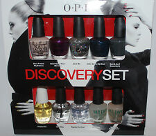 DISCOVERY 10 MINI OPI Nail Polish Lacquers  & Treatments 1/8 oz Each **REDUCED