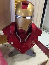 Avengers Iron Man (LIFE SIZE) 1:1 BIG Statue Chest