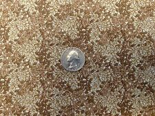 William Morris Foliage Autumn Gold 100% Cotton Quilt Crafting Sewing Fabric BTHY