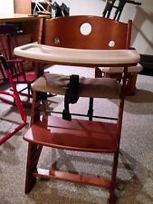 High Chair - wooden