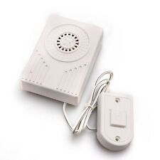 Door Bell Button & Chime Ringer Easy To Install Wired DoorBell Battery Operated