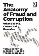 NEW - The Anatomy of Fraud and Corruption