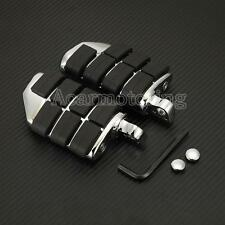 Kuryakyn Iso Dually Male Mount Foot Pegs Fit For Harley Softail Dyna Sportster