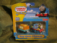 Thomas & Friends Take n Play Take Along Pop Goes Train Portable Railway Toys Set