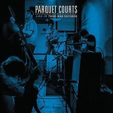 Parquet Courts Live At Third Man Records vinyl LP NEW sealed