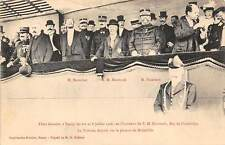 Cambodge royalty King Sisowath France visit 1906 Nancy Cambodia