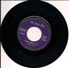 "The Beach Boys Sloop John B Italian 45 7"" single Italy +You're So Good To Me"