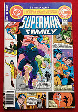 DC Comics The Superman Family #202 FN/VF (7.0)