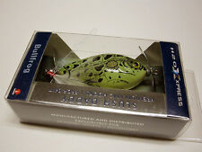 HARD TO FIND!! H2O Xpress Slush Daddy Prop Bait Topwater Lure (BullFrog) NEW!!!!