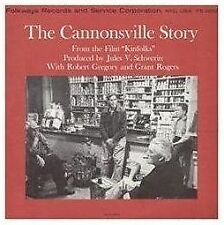 THE CANNONSVILLE STORY: FROM THE FILM KINFOLKS NEW CD