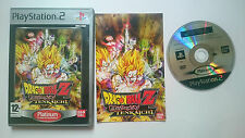 DRAGON BALL Z BUDOKAI TENKAICHI COMPLETO PLAYSTATION 2 PS2 PAL ESPAÑA