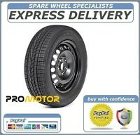 "VAUXHALL INSIGNIA 2008-2016 FULL SIZE 17"" STEEL SPARE WHEEL AND 225/55R17 TYRE"