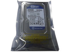 "WD WD3200AAJS 320GB 8MB Cache 7200RPM SATA2 3.5"" Desktop Hard Drive -PC,CCT"