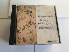 GALEAZZI ENSEMBLE-THE AGE OF ELEGANCE CD 820237000129 MINT