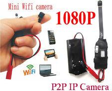 MINI TELECAMERA WIFI da sorveglianza MINI CAMERA WIRELESS SPY IP P2P +bottoni