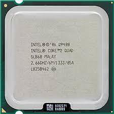 Intel Core 2 Quad Q9400 2.66GHz 6M L2 Cache 1333MHz LGA775 Desktop Processor