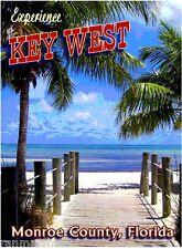 Key West Florida Ernest Hemingway United States Travel Advertisement Poster