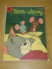 TOM AND JERRY COMICS #194 VG (4.0) DELL COMICS SEPTEMBER 1960