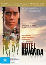 Hotel Rwanda (DVD, 2005) 3 Academy Award Nominations, Based on a true story