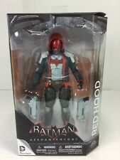 "DC Batman Arkham Knight Red Hood 6"" Action Figure New GameStop Exclusive"