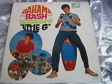 Rare Calypso Jazz LP : Harold McNair ~ Little G ~ Bahama Bash ~ Top Rank RM 316