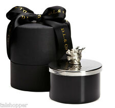 NEW $120 D.L. & Co. DRAGON Hammered Artisian Luxury Candle 100+ Burn Beta RARE