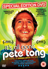 ITS ALL GONE PETE TONG - DVD - REGION 2 UK