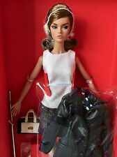"SUPERMODEL CONVENTION FASHION ROYALTY MODEL LIVING POPPY PARKER 12"" DOLL NRFB"
