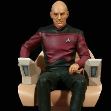 HOLLYWOOD COLLECTIBLE STAR TREK CAPTAIN PICARD 1:6 STATUE RARE