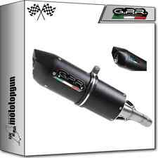 GPR RACE FURORE BLACK KIT EXHAUST BMW R 1200 GS 2013/2015