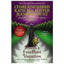 Death's Excellent Vacation (Paperback) Charlaine Harris / Katie MacAlister - NEW