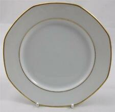 Villeroy & and Boch Heinrich FACETTE GOLD side / bread plate 17cm VG