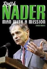 Ralph Nader: Man With A Mission-ExLibrary
