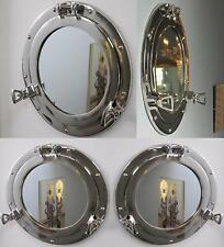 Wall Mirror Porthole Ship Window Mirror Window Bathroom Mirror Vanity Mirror New