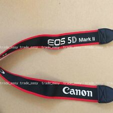 Canon EOS DSLR Camera Adjustable Shoulder Neck Strap for EOS 5D Mark II